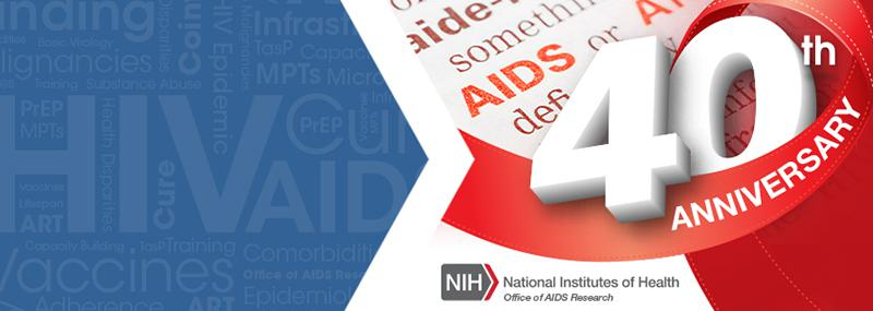 NIH Recognizes the First MMWR Related to AIDS, June 5, 1981
